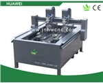SW-1118 cnc router engraving machine with rotary