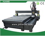 SW-1825 wood engraving machine with ratory